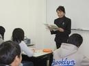 日本語コース授業風景
