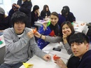 台湾の学生との交流会