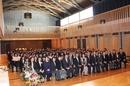 卒業式 記念撮影