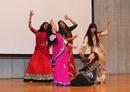 卒業祝賀会 インド舞踊