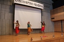 卒業祝賀会 ネパール舞踊